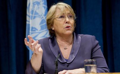 Michelle Bachelet lança pré-candidatura à presidência do Chile