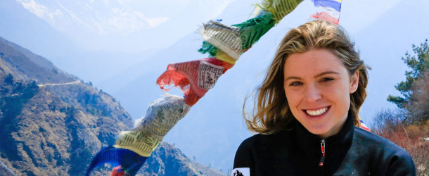 Karina Oliani – médica e atleta, a mais jovem brasileira a escalar o Everest