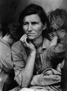Dorothea Lange 1