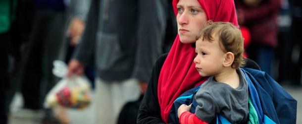 Mulheres e crianças já são 2/3 dos refugiados e representam grupo mais vulnerável à violência