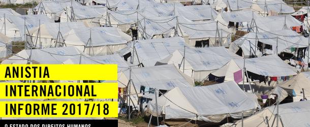 8 de março: pouco a comemorar, segundo a Anistia Internacional, mas há esperanças